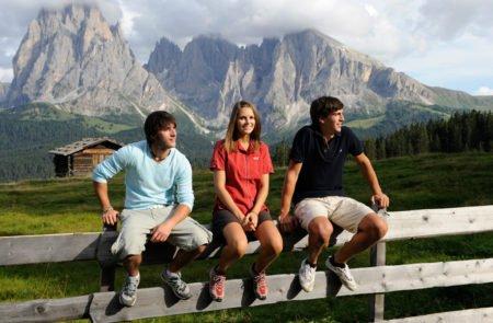 Aktivurlaub in den Dolomiten bei Völs