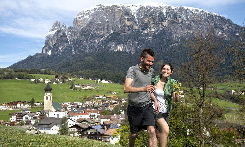 At the bottom of the Dolomites - Holidays in Völs