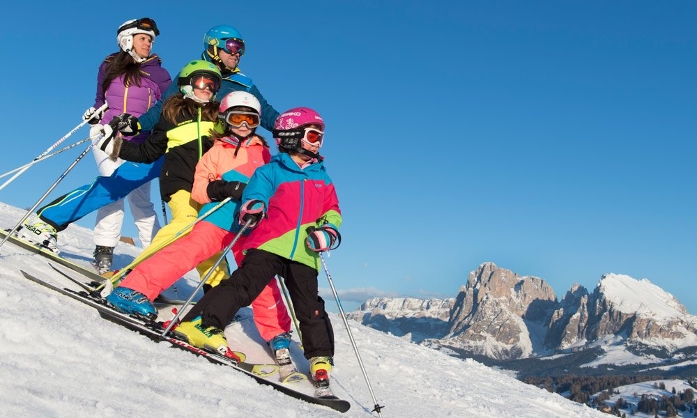 Autumn and winter in the Dolomites - enjoyment and fun on the slopes