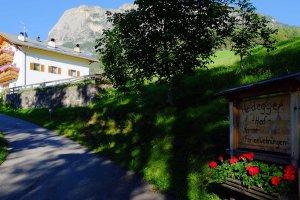 Zufahrt zum Heideggerhof