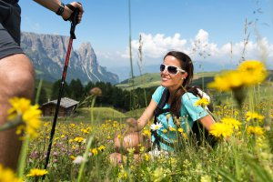 Hiking holiday in the Dolomites 6
