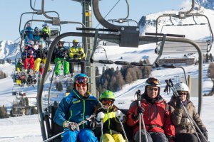 Winter holidays on the Seiser Alm 4