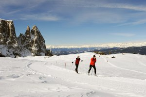 Winter holidays on the Seiser Alm 5