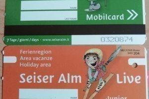 Kostenlose Benützung aller öffentlichen Verkehrsmittel in Südtirol